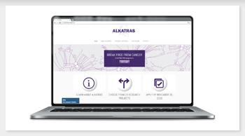 ALKATRAS // Website