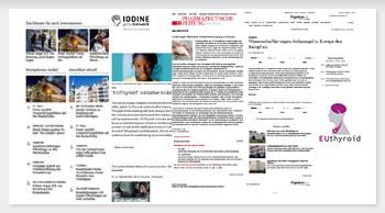 EUthyroid // PR/Media Work