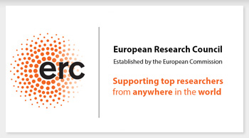 ERC grant support
