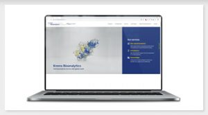 Krems Bioanalytics // Website